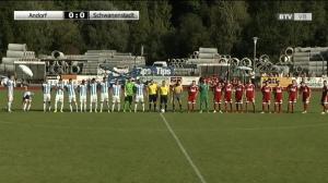 FB: BTV-Landesliga West: FC Andorf – SC Schwanenstadt