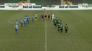 FB: OÖ-Liga: Junge Wikinger Ried - SV Gmundner Milch