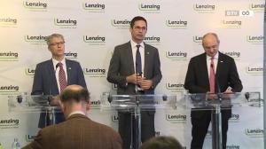 Lenzing AG mit Rekordergebnis