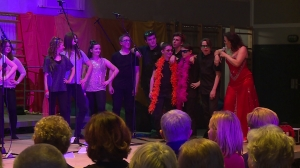 What a Feeling – Kerstin Heiles singt mit NMS Lambach