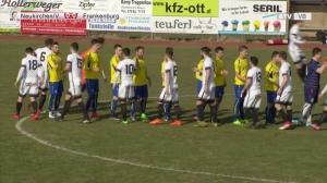 FB: Bezirksliga-Süd: Union Neuk./V.-Puchk - TSV Frankenburg