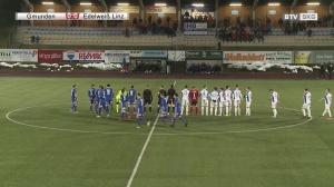 FB: OÖ-Liga: SV Gmunder Milch - Union Edelweiß Linz