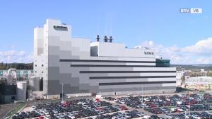 Lenzing AG - 9 Millionen Tonnen