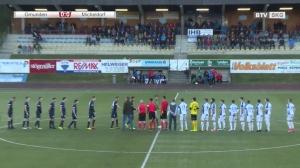 FB: OÖ-Liga: SV Gmundner Milch - SV Grün-Weiß Micheldorf