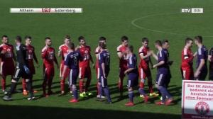 FB: Landesliga-West: SK Altheim - Union Esternberg
