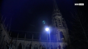 Nachts durch den Dom spazieren