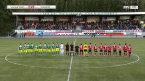 FB: Regionalliga-Mitte: UVB Vöcklamarkt - SC Kalsdorf