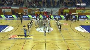 Basketball: Basket Swans Gmunden - Flyers Wels