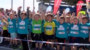 So spannend war der Linzer Juniormarathon!