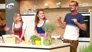 Karl Ploberger gibt Tipps in der SEP Marktküche