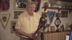 Ältester OÖ Schiedsrichter der WM gepfiffen hat
