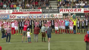 Benefiz-Kracher Vöcklamarkt vs. LASK
