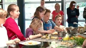 Kinder Kochkurs mit Hauben Köchen