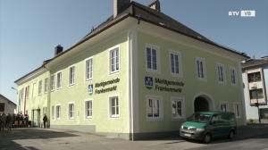 Eröffnung neues Gemeindeamt in Frankenmarkt