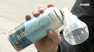 Verkaufsschlager Hallstatt-Luft