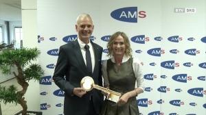 Leopold Tremmel ist der neue Leiter des AMS Gmunden