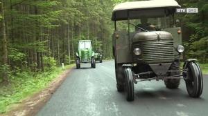 Traktortreffen in Ebensee