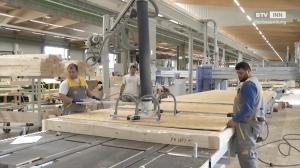 Ein Familienbetrieb auf Wachstumskurs: die Wolf Systembau GmbH