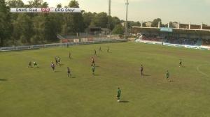 Schülerliga-Landesfinale SNMS Ried - BRG Steyr