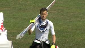 So trainiert die polnische Skisprung-Elite in Hinzenbach