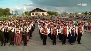 110 Jahre Musikverein Roitham - Bezirksmusikfest 2018