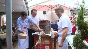 Gasthof Kreuzmayr eröffnet neuen Gastgarten