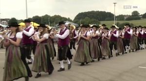 Bezirksblasmusikfest Eggelsberg
