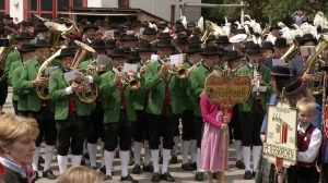 Bezirksmusikfest Geiersberg