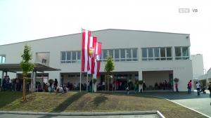 Eröffnung neue Mittelschule Schörfling