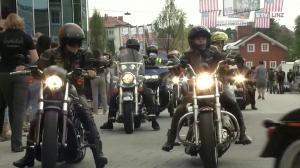 Stopp Weberzeile - Easy Rider Charity Tour 2018