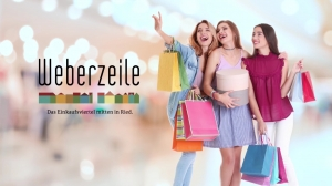 Sommer & Shopping in der Weberzeile
