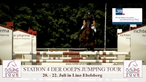 Station 4 der OOEPS Jumping Tour