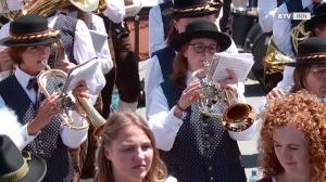 Bezirksmusikfest Riedau