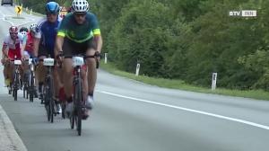 24h Radmarathon: 15.000 Kalorien verwandelt er in 15.000 Euro
