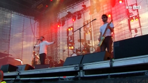 Wanda Konzert in Linz