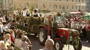 Bezirks-Erntedankfest - Landjugend Bezirk Schärding