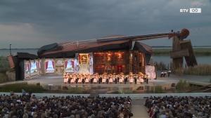 Premiere der Seefestspiele Mörbisch