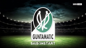 2. Liga: SK Vorwärts Steyr – SV Guntamatic Ried
