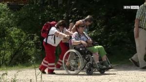 Betreutes Reisen des Roten Kreuzes