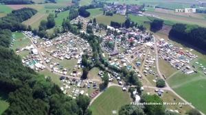 Pfadfinderlager in Berg im Attergau - 4200