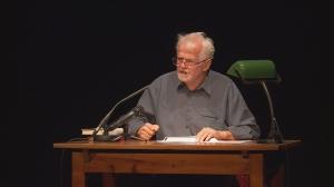 Martin Schwab liest Thomas Bernhard