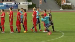 FB: Spiel der Runde BTV BL Süd: Union Mondsee – ATSV Stadl Paura Jrs.