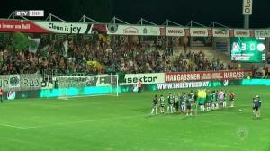 FB: SV Guntamatic Ried - FC Liefering