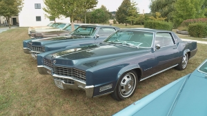 Cadillac BIG Meet im Schlosspark Kremsegg