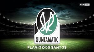Endlich in Ried: Flavio Dos Santos