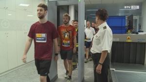 Hinter den Kulissen beim DHL Airport Run