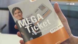 Das kann das neue MEGA Ticket!