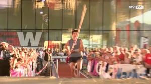 Lentos Jump mit neuem Rekord
