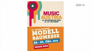 Music Austria und Modellbaumesse in Ried