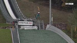 Weltelite der Skispringer zu Gast in Oberösterreich